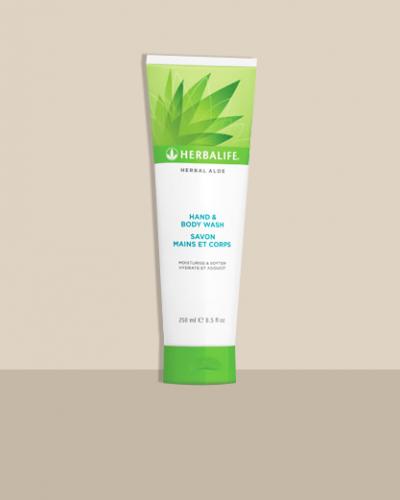 Herbal-Aloe-Folyekony-Szappan