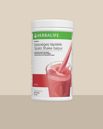 Epres csoda – Kiegyensúlyozott Shake mix Epres csoda 550 g