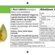 3114_Rost Tabletta